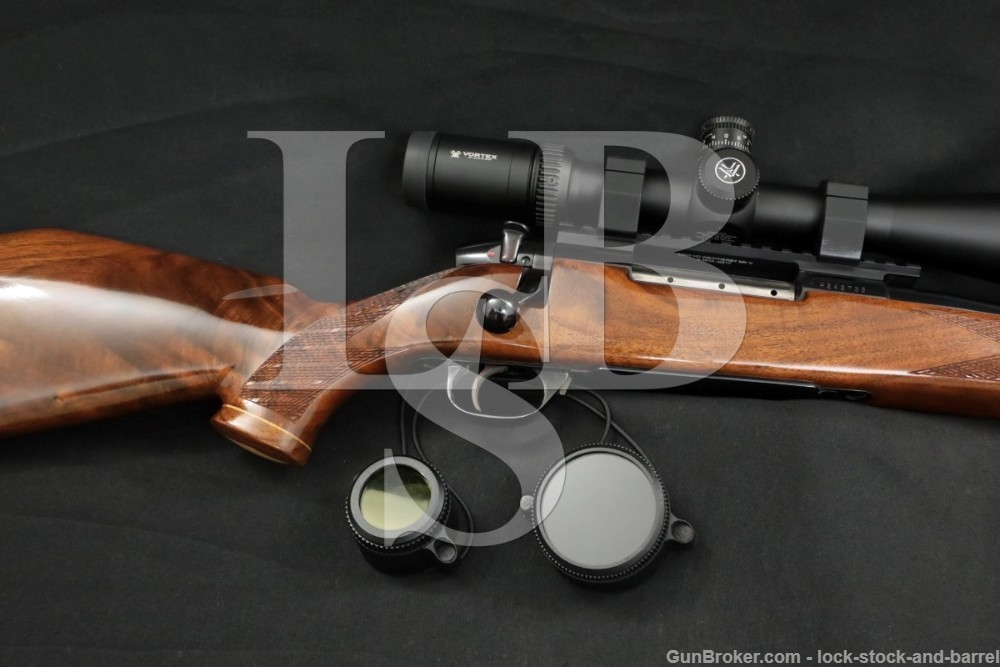 Weatherby Howa Japan Mark V Sporter 7mm WBY mag Vortex Bolt Rifle, 2016-19