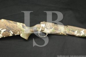 "Weatherby Model Mark V Subalpine 6.5 Creedmoor 22"" FDE Bolt Rifle MFD 2019"
