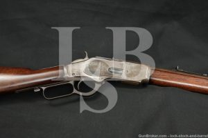 Winchester 1873 '73 3rd Model 38-40 WCF Lever Action Rifle MFD 1888 Antique