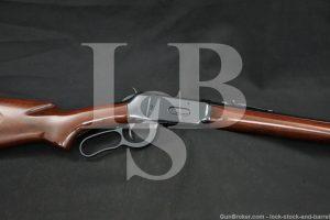 "Winchester Big Bore 94 XTR 20"" .375 Win. Lever Action Rifle, MFD 1983-1987"