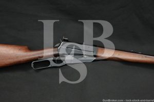 Winchester Model 1895 95 .30-06 Lever Action Rifle Lyman 21, MFD 1927 C&R