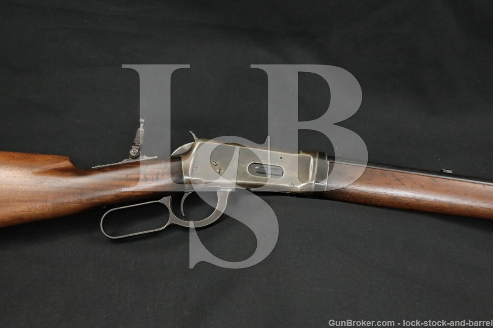 Winchester Model 55 Takedown Like 1894 .30-30 WCF Lever Rifle, MFD 1926 C&R