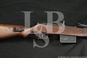 Berliner-Leubecker Maschinenfabrik BLM duv G41(W) G-41 8mm Mauser Rifle C&R