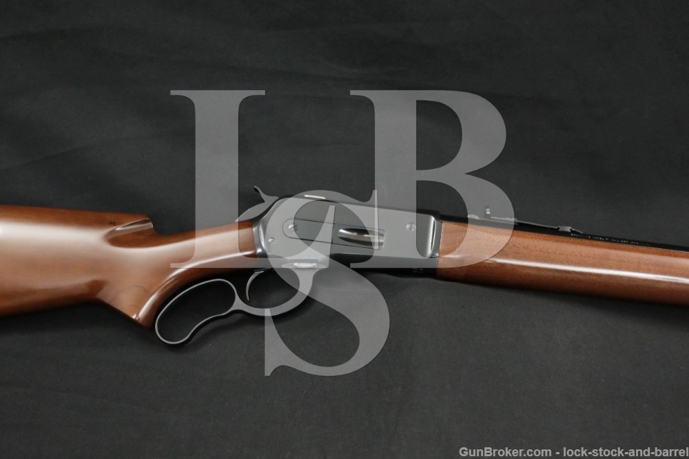Browning Miroku Model 71 Limited Edition .348 Winchester Lever Rifle, 1987