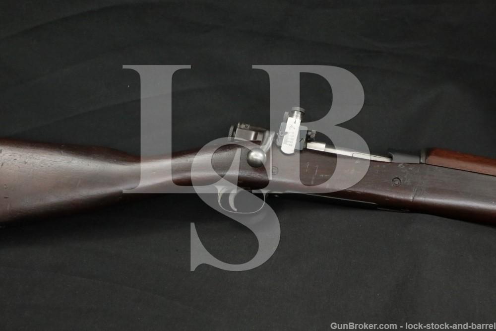 Custom Remington 1903-A3 03-A3 1922 .22 LR Bolt Action Rifle 1943 C&R