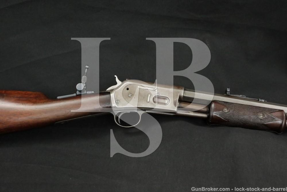 Eldon Penner Custom Colt Lightning Magazine Rifle .38 Special, 1888 Antique