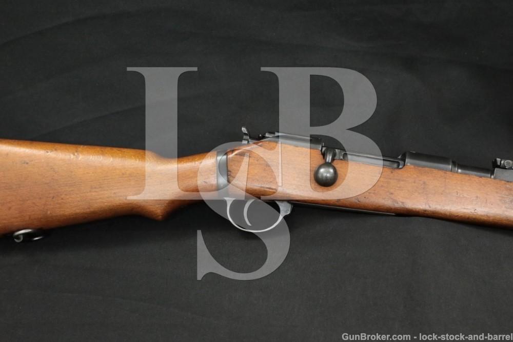 FEG 43M 1943 Mannlicher 8mm Mauser Nazi G98/40 Bolt Action Rifle C&R