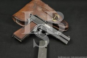 FN Browning 1935 Hi-Power Lithuania Contract 9mm SA Semi-Automatic 1936 C&R