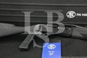 "FN Model SLP MK I Self Loading Police Mark 1 12 GA 22"" Semi-Auto Shotgun"