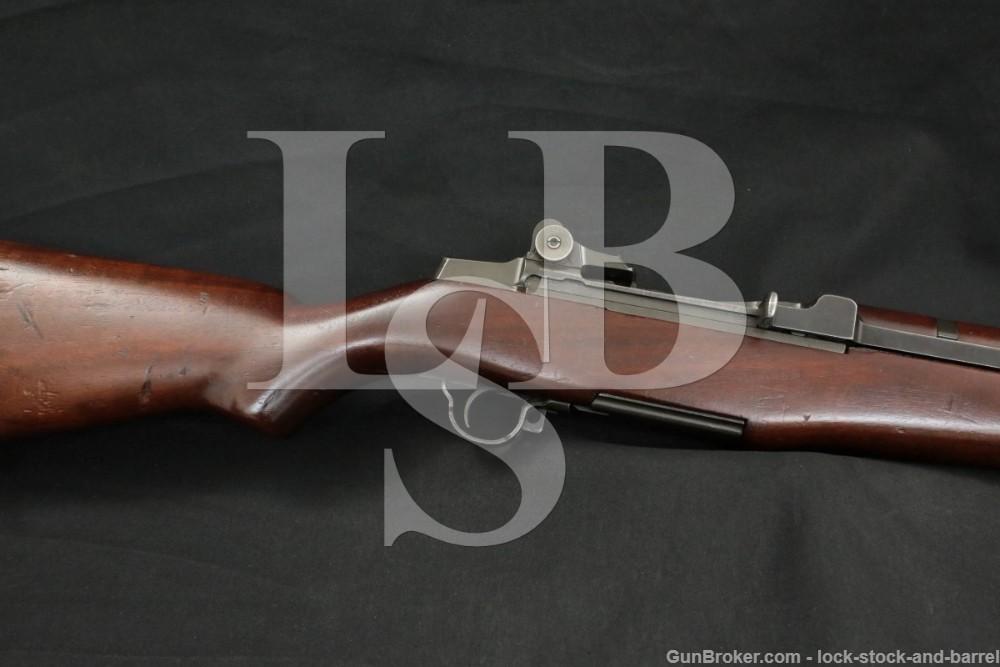 Harrington & Richardson M1 Garand H&R .30-06 Semi Automatic Rifle 1954 C&R