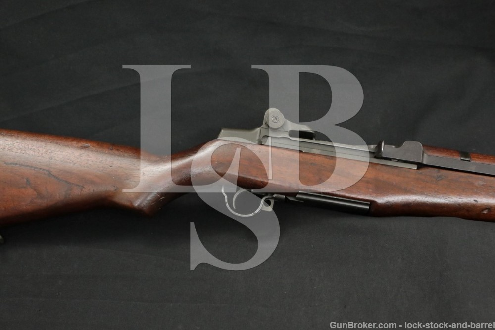 International Harvester M1 Garand .30-06 Semi Automatic Rifle C&R