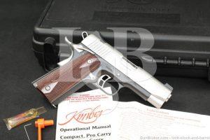 "Kimber Custom Shop Model Pro CDP II 2 .45 ACP 4"" 1911 Semi-Auto Pistol"