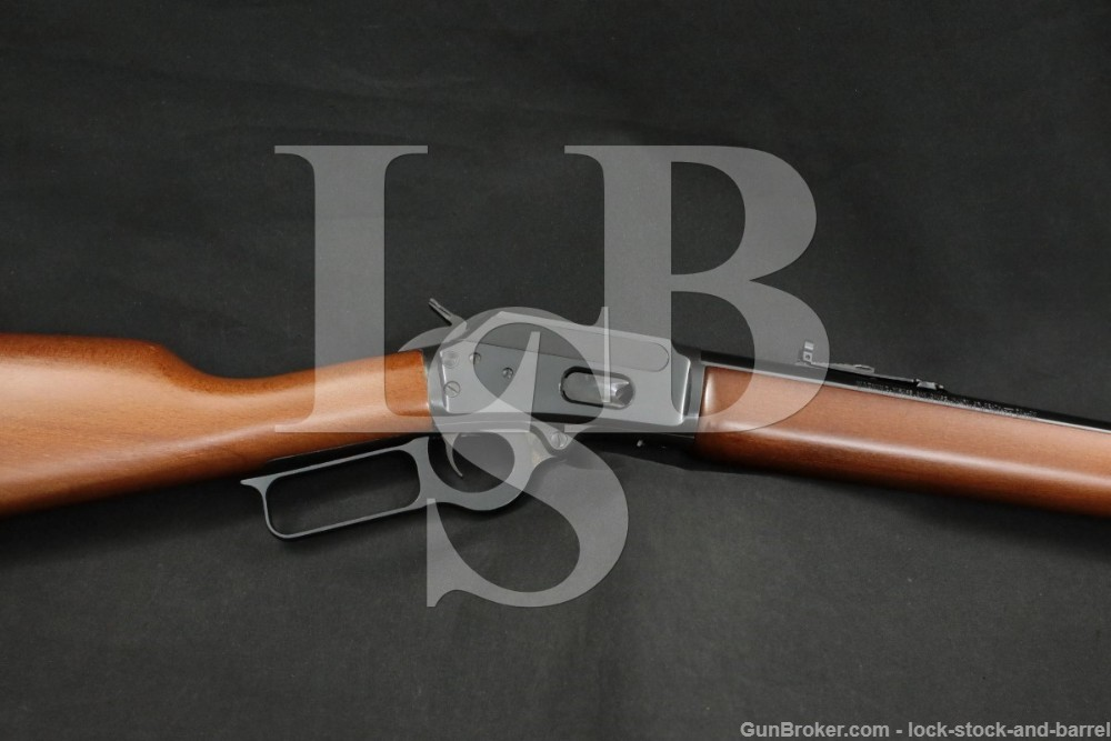 Marlin Firearms Co. Model 1894C .357 Mag 38 Spl. JM Lever Action Rifle 2006