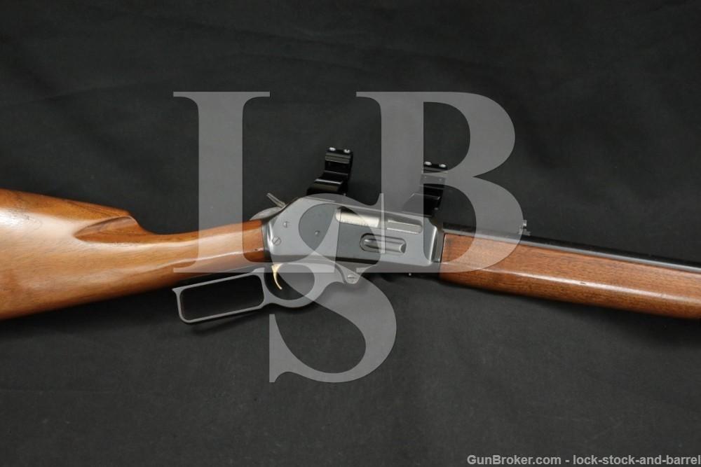 Marlin Firearms Co. Model 444T 444-T .444 Marlin 24″ Lever Rifle, MFD 1972