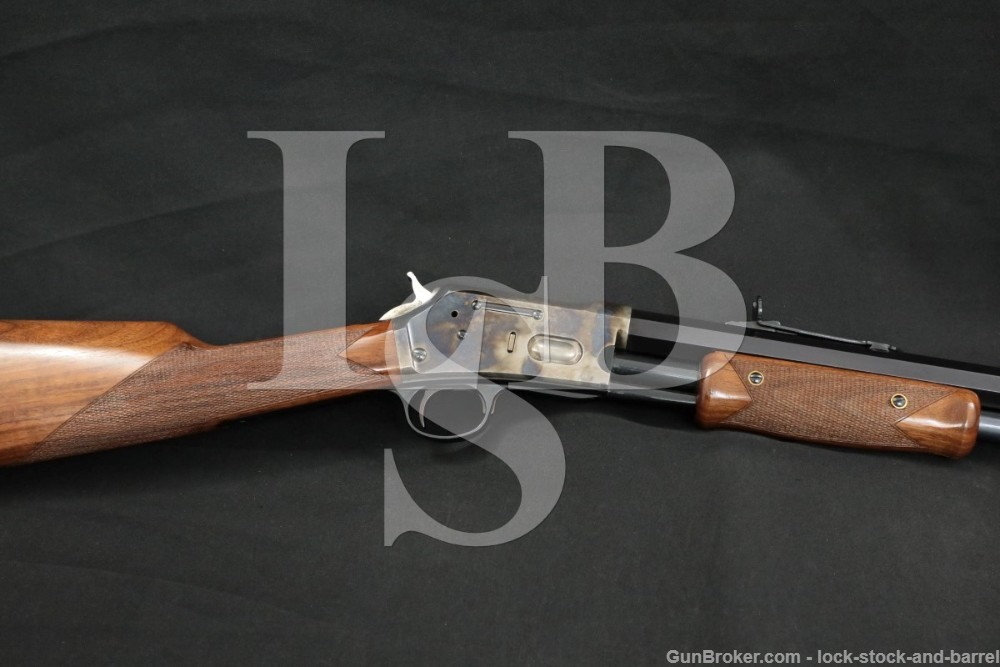 "Pedersoli Colt Lightning Reproduction .45 LC 26"" Pump Action Rifle MFD 2007"