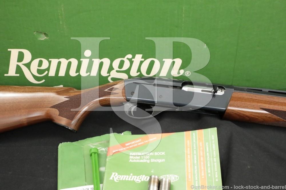 "Remington Model 1100 LT-20 Youth 20 GA 21"" Semi-Automatic Shotgun MFD 1993"