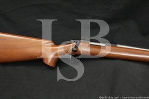 Remington Model 40-XB Rangemaster 40XB .222 Rem Single Shot Rifle