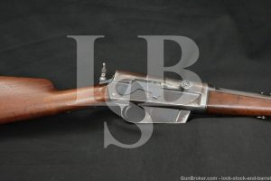 "Remington Model 8 .35 Rem. 22"" Semi-Automatic Rifle MFD 1906-1911 C&R"