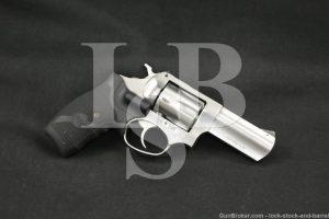 Ruger SP-101 KSP-32731X .327 Federal Magnum Stainless SA/DA Revolver, 2008