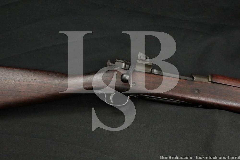 Smith-Corona Model 03-A3 1903A3 .30-06 Sprg WWII Bolt Action Rifle 1943 C&R