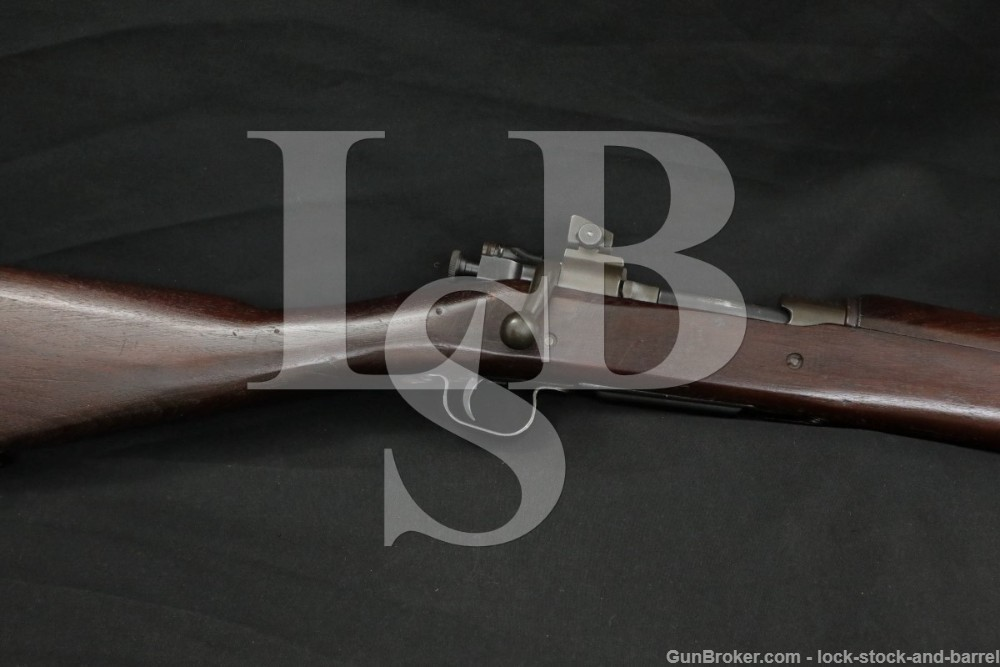Smith-Corona Model 03-A3 1903A3 .30-06 WWII Bolt Action Rifle 1943 C&R
