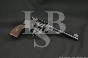 """Smith & Wesson .44 Hand Ejector 2nd Model .44 Spl 6.5"""" Revolver 1917 C&R"""