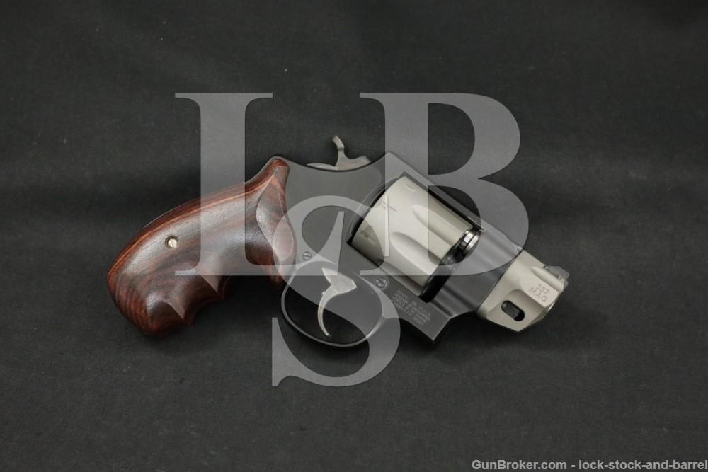 Smith & Wesson Performance Center S&W 327 Sc .357 Mag 2″ Revolver