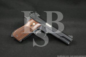 """Smith & Wesson S&W Model 52 .38 Spl 5"""" Semi-Automatic Pistol 1961-63 C&R"""