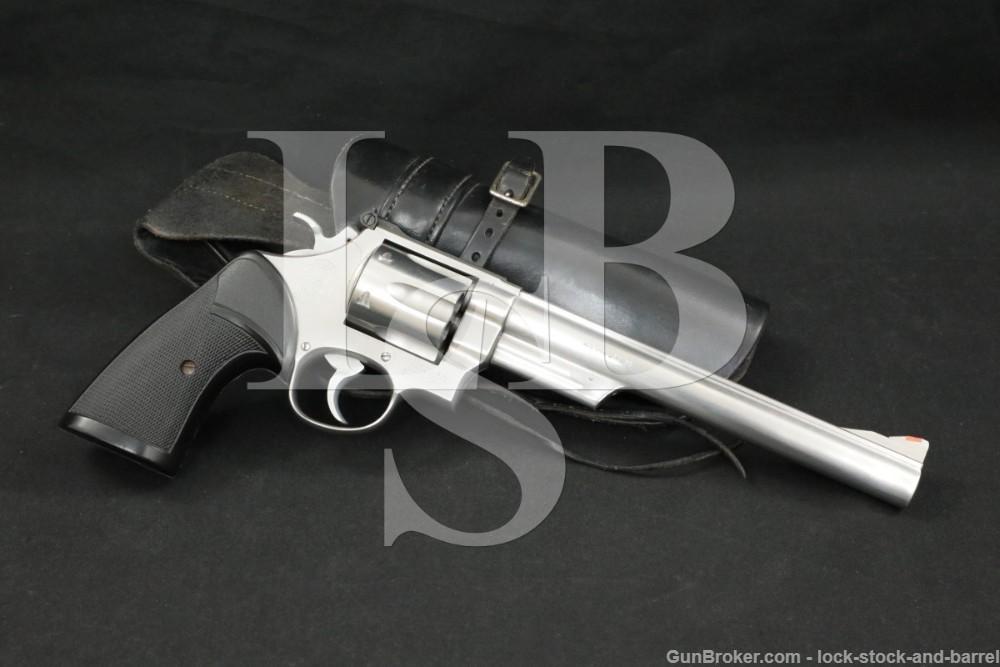 """Smith & Wesson S&W Model 629 No Dash .44 Magnum 8 3/8"""" Revolver 1980-1983"""
