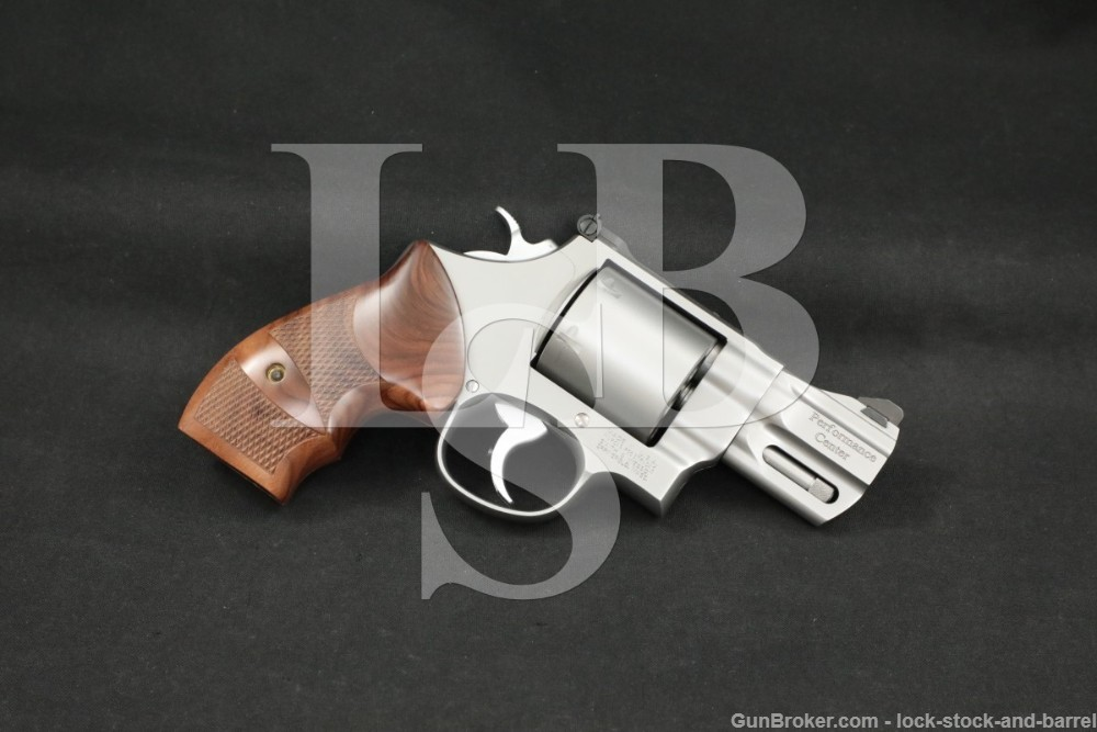 """Smith & Wesson S&W Performance Center Model 629-6 .44 Mag 2 5/8"""" Revolver"""