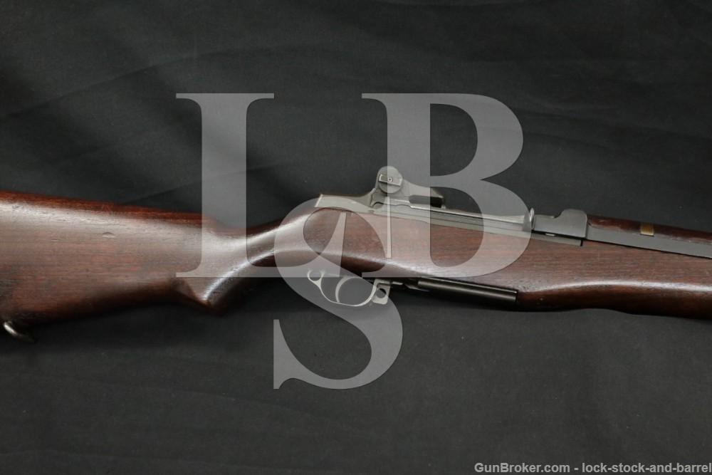 Springfield M1 Garand .30-06 Semi Automatic Rifle MFD 1943 C&R