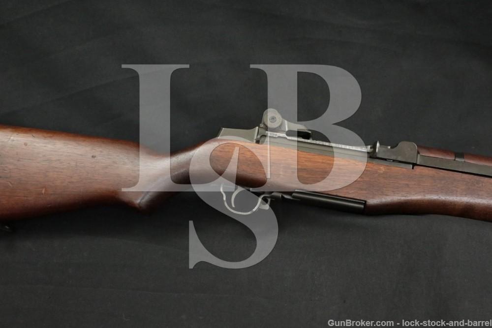 Springfield M1 Garand All SA Parts .30-06 Semi Automatic Rifle 1955 C&R