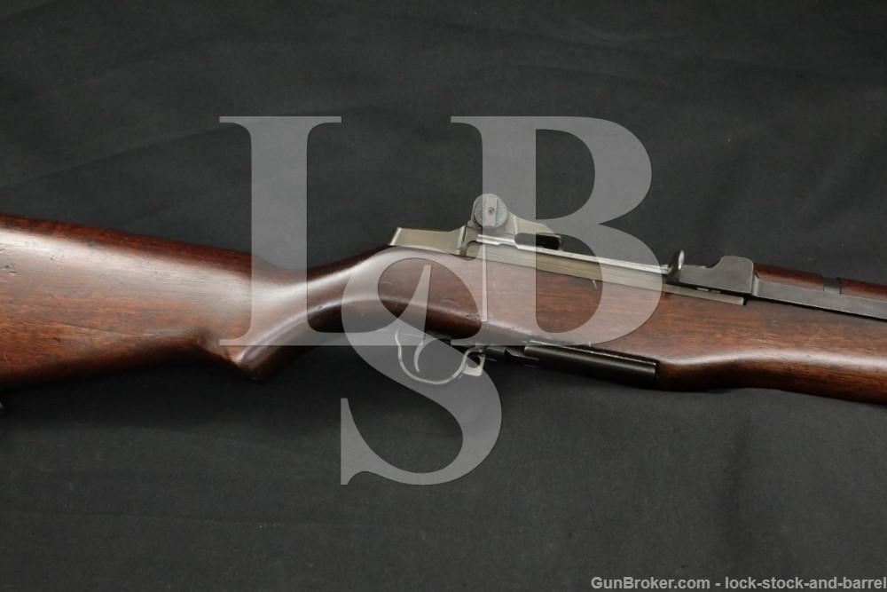 Springfield M1 Garand Matching Parts .30-06 Semi Automatic Rifle C&R