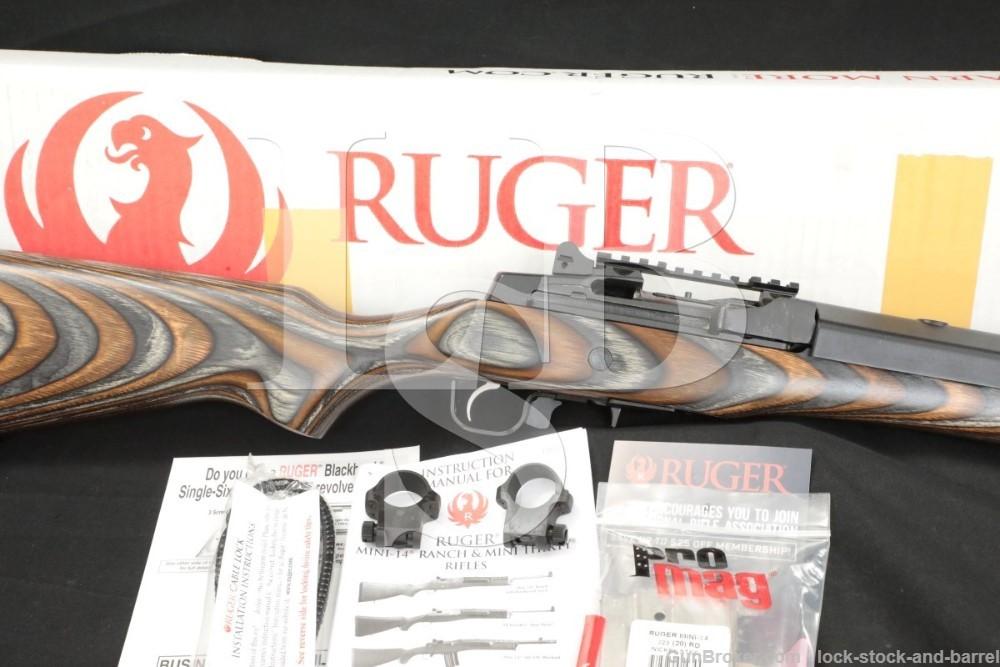 Talo Ruger Mini-14 05886 .223 Remington 5.56mm NATO Semi-Auto Rifle, 2019