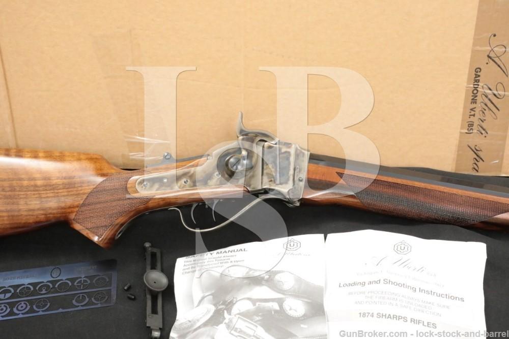 Uberti Stoeger Model 1874 .45-70 Govt. Falling Block Sporting Rifle, 2006