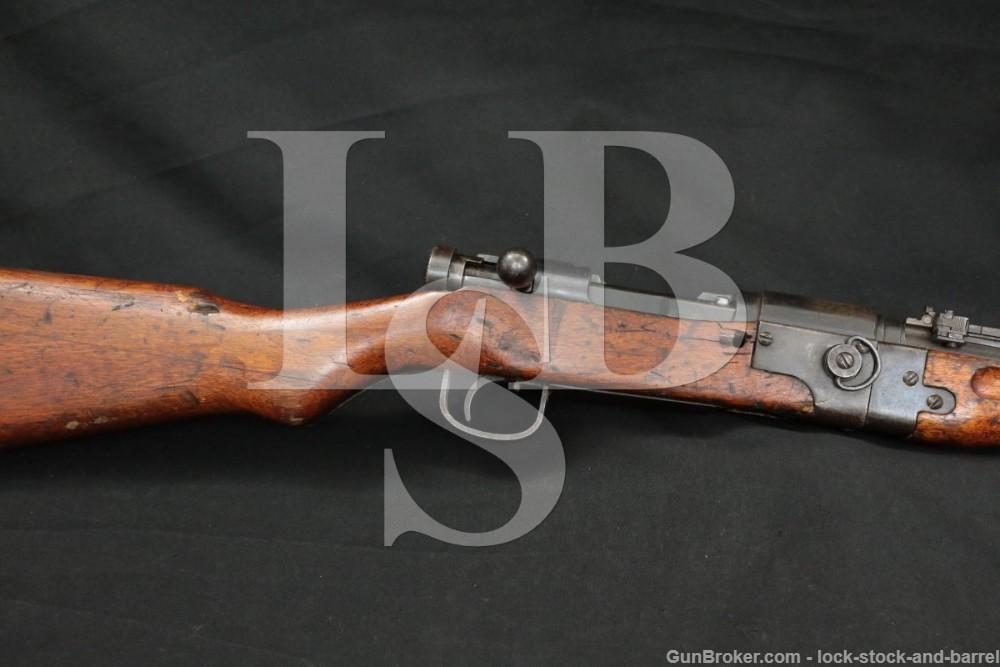 WWII Nagoya Arsenal Type 2 Paratroop 7.7x58 AA Sight Arisaka Bolt Rifle C&R