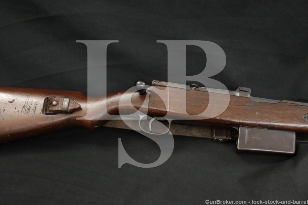 WWII Nazi Mauser G.41(M) G41M 8mm 7.92x57mm Semi-Automatic Rifle, 1942 C&R