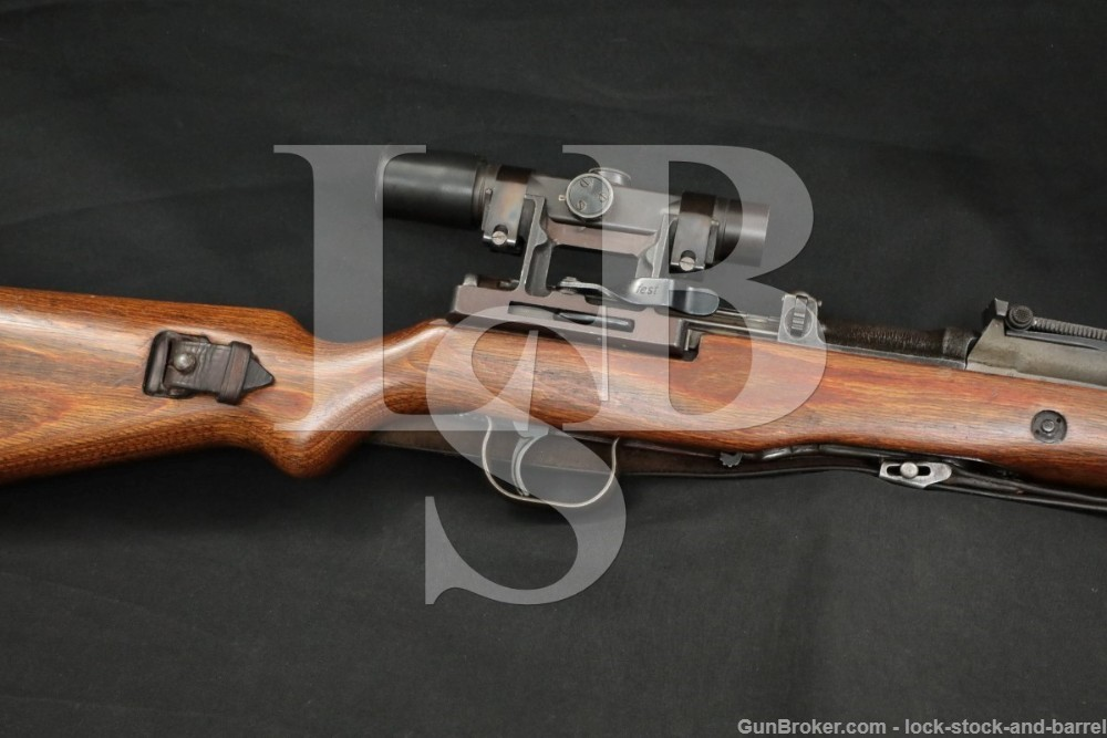 WWII Walther ac-44 Gewehr 43 G43 8mm Mauser Semi-Automatic Rifle, 1944 C&R
