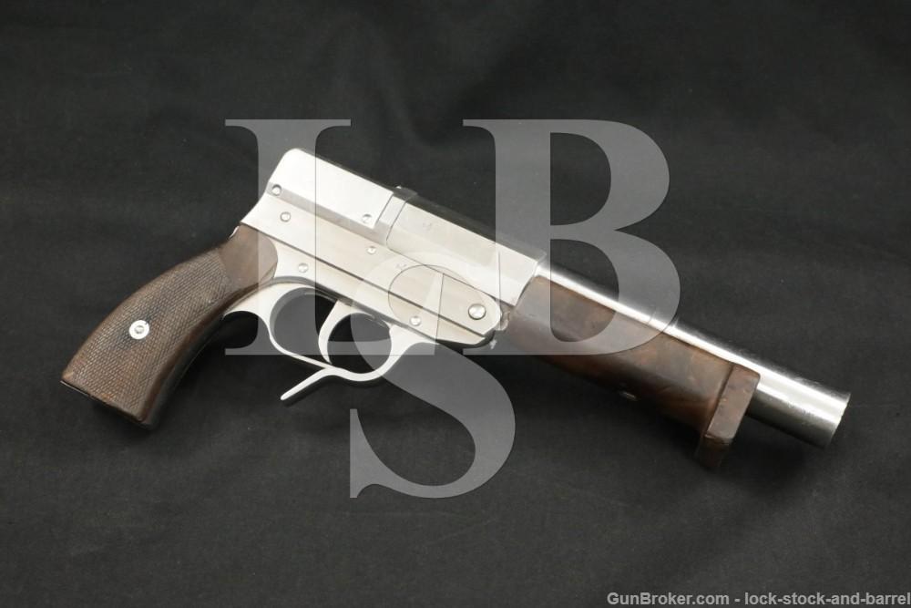 WWII Walther ac Sternsignalpistole SL Leuchtpistole Light Flare Pistol 1941