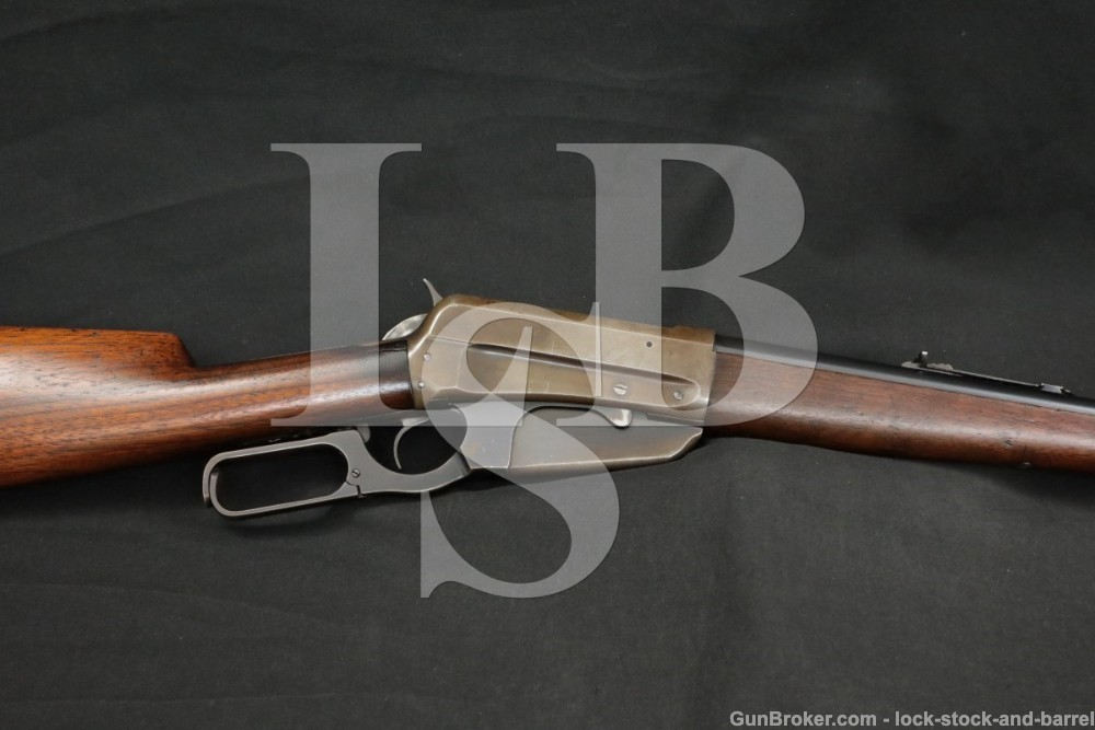 """Winchester Model 1895 24"""" .35 WCF Box Magazine Lever Action Rifle, 1923 C&R"""