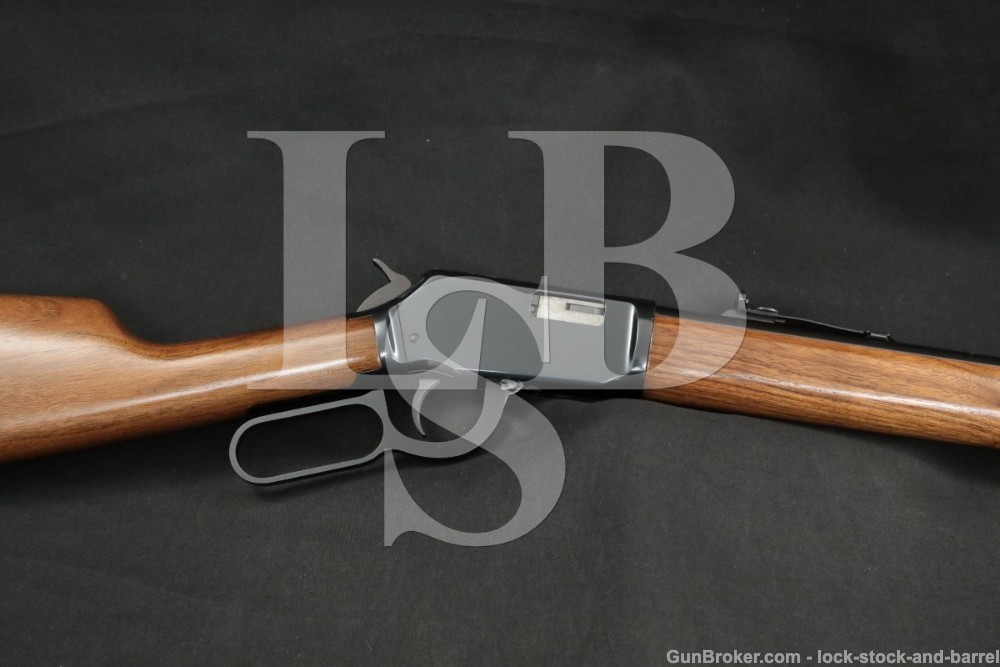 Winchester Model 9422M 9422-M .22 WMR Magnum Lever Action Rifle, MFD 1975