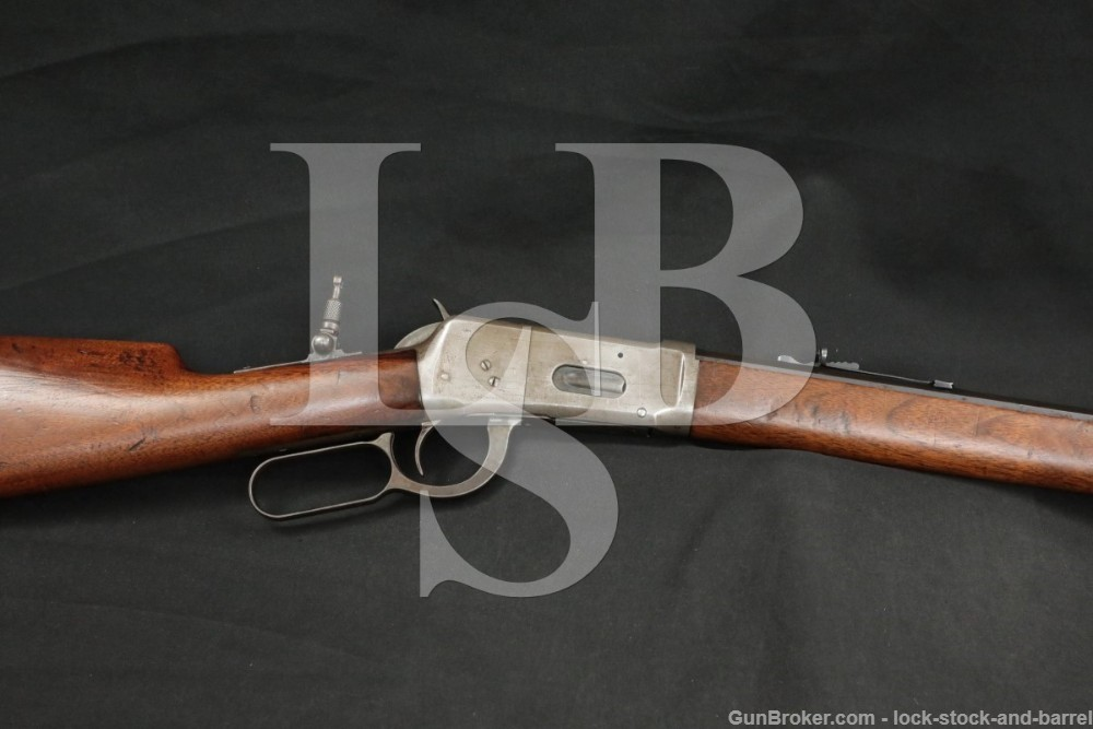 """Winchester Pre-64 1894 94 26"""" Octagonal .30-30 WCF Lever Rifle, 1906 C&R"""