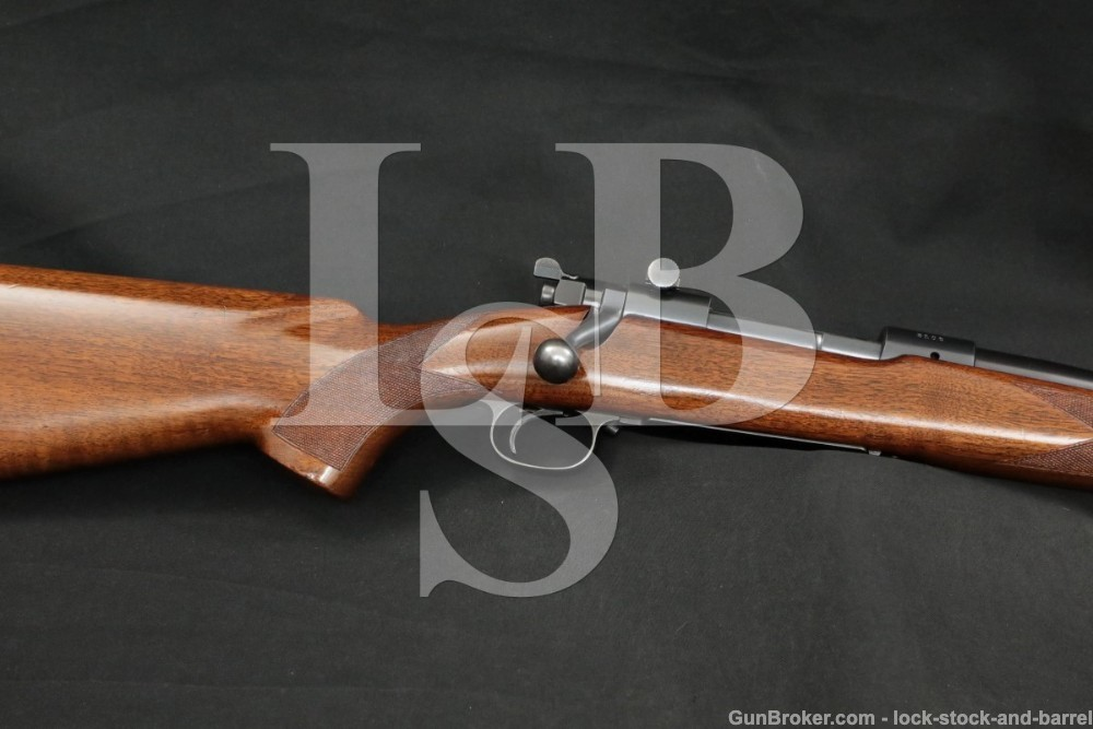 Winchester Pre-64 Early Model 70 Standard G7004C .30-06 Bolt Rifle 1937 C&R