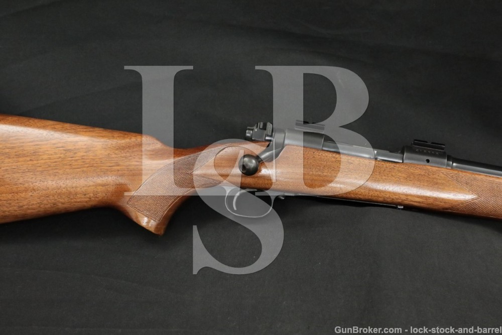 Winchester Pre-64 Model 70 Featherweight .30-06 Sprg. Bolt Rifle, 1957 C&R