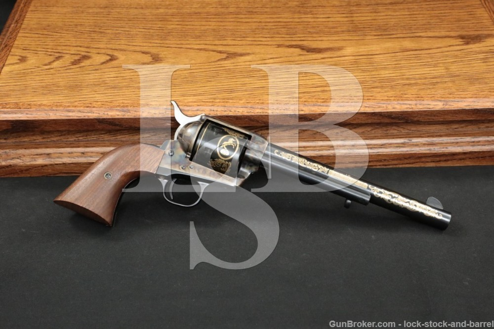 Winchester/Colt WC Commemorative Single Action Army SAA .44-40 WCF Revolver