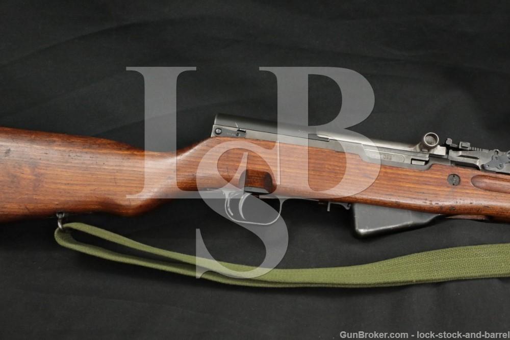 Yugoslavian SKS 1959/66 M59/66A1 7.62x39mm Semi Auto Rifle MFD 1969 ATF C&R
