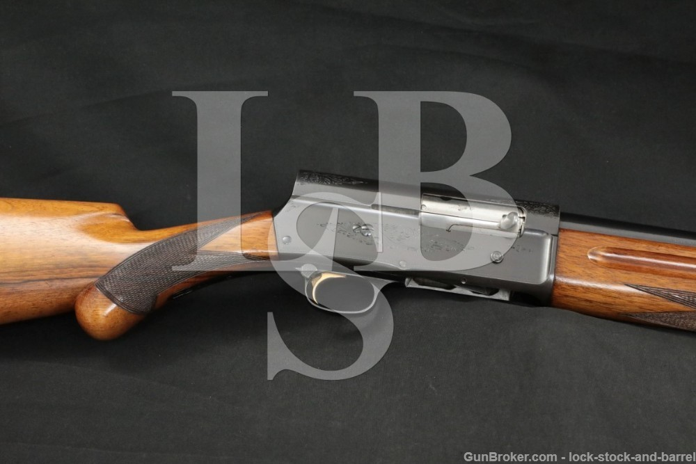 Browning FN Auto-5 A-5 A5 Light Twelve 12 GA Semi-Auto Shotgun, 1951 C&R
