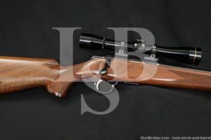 """Browning Miroku Model A-Bolt Grade 1 .22 Magnum 22"""" Bolt Action Rifle, 1989"""