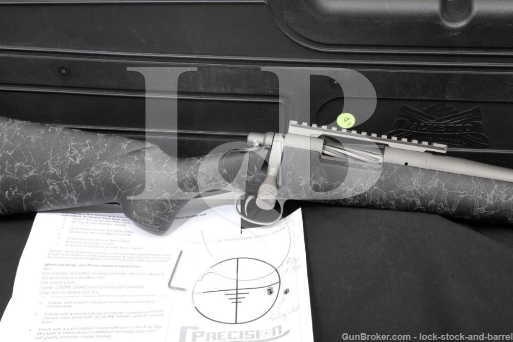 "C. Precision Custom Remington 700 6.5 Creedmoor 26"" Bolt Action Rifle"
