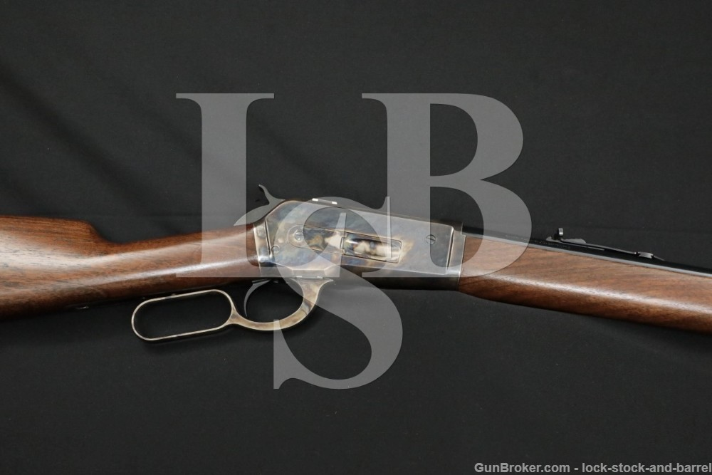 Chiappa Winchester Model 1886 22″ .45/70 Gov't Lever Action Rifle, MFD 2015